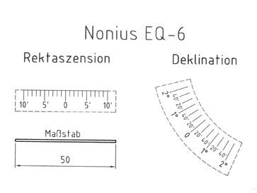 Ulrich Teschke   Astrofotografie, Skywatcher EQ 6